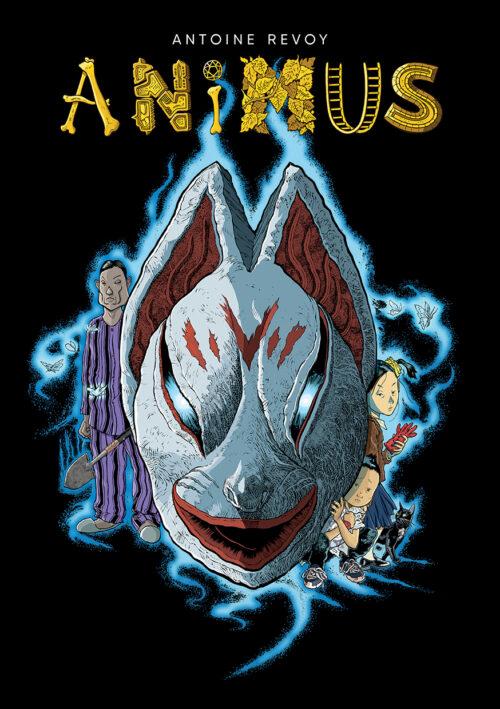 Animus - Antoine Revoy - Editions IMHO